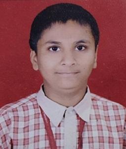 Manish Chaudhari (IX)
