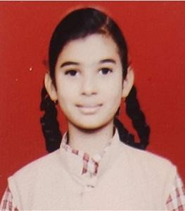 Mitali Mahajan (IX)